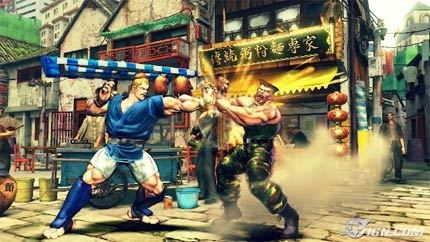 Street Fighter IV - Abel - 02