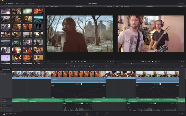 DaVinci Resolve Studio da el salto a la Mac App Store