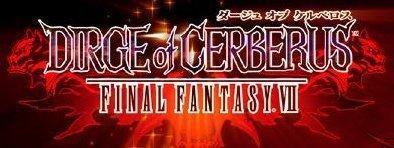 FFVII Dirge of Cerberus para Noviembre