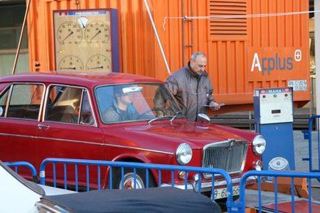ITV en la Auto retro Barcelona 2008