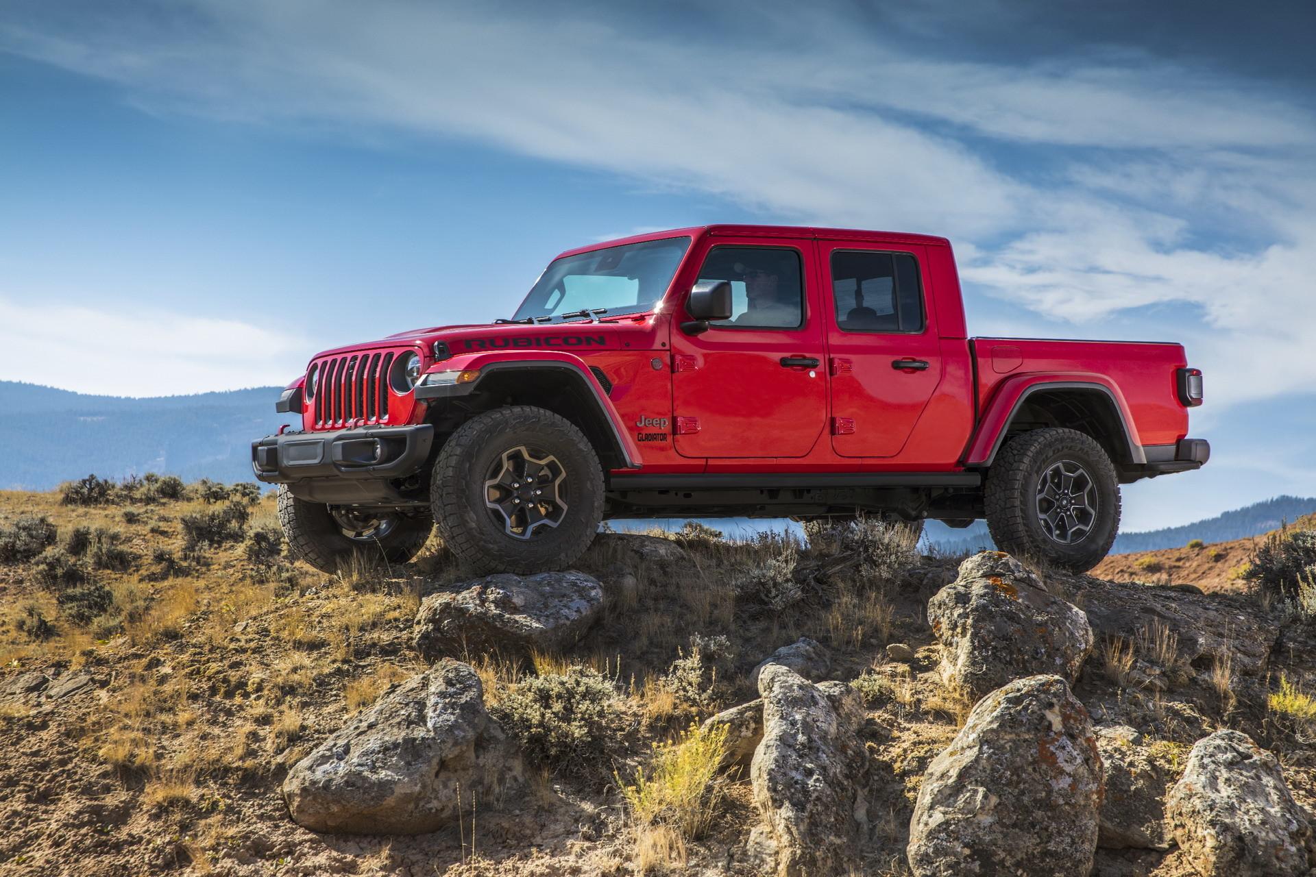 Foto de Jeep Gladiator (1/18)