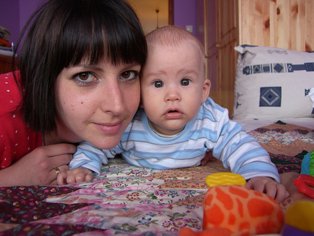 A esas mujeres que deciden dejar de trabajar para cuidar de los niños: ¡la experiencia de ser madre en exclusiva merece la pena!