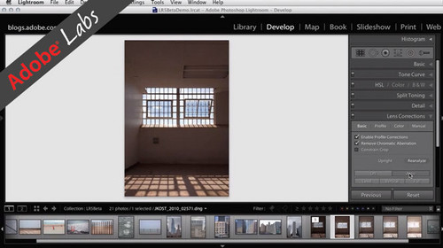 Adobe Lightroom 5, disponible la beta pública