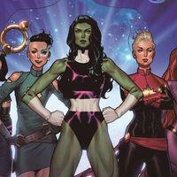 El guionista de 'Wonder Woman' prepara una serie sobre un equipo de superheroínas de Marvel