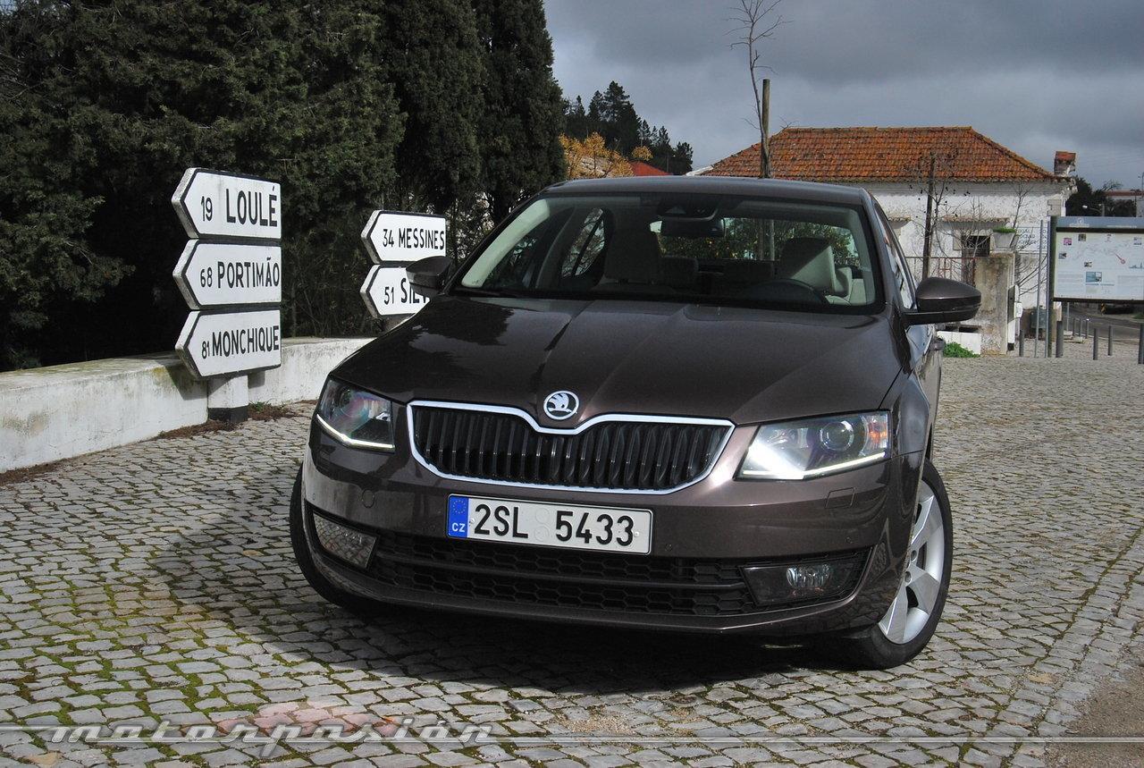 Foto de Škoda Octavia 2013 (presentación) (18/58)