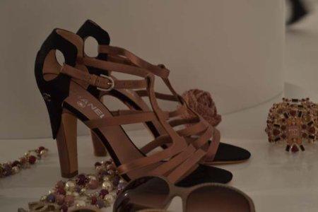 Color block Chanel colección Primavera-Verano 2012