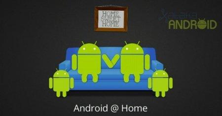 Android at Home, la propuesta de Google para un controlador doméstico