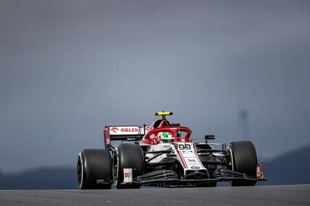 Giovinazzi Portugal F1 2020