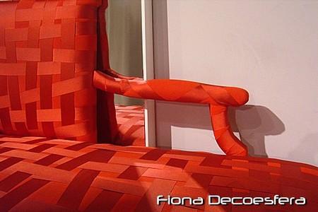 Detalle del sofá