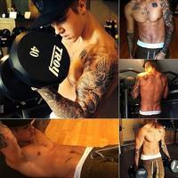 """Justin Bieber, inmerso en la """"Operación Musculoca"""""""