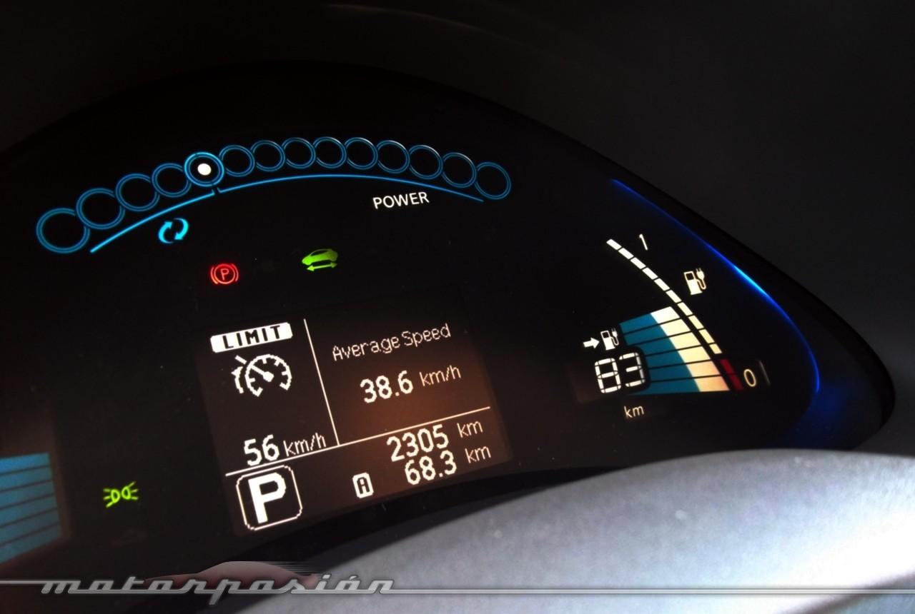 Foto de Nissan Leaf (presentación) (30/58)