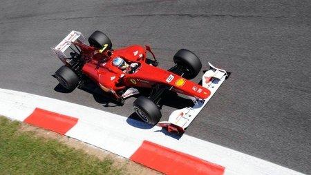 GP de Italia de Fórmula 1: Victoria de Fernando Alonso y deleite tifossi en el podio de Monza