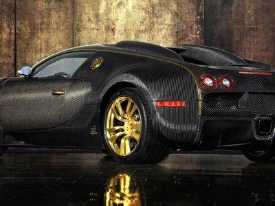 ¿Recuerdas aquel excesivo y único Bugatti Veyron Linea Vincerò d'Oro? Pues si quieres, puedes tenerlo