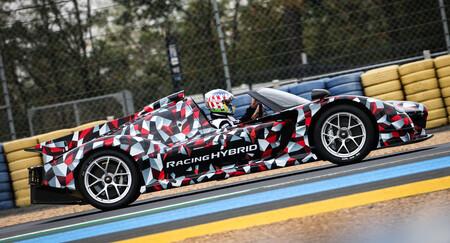 Toyota Gr Super Sport Le Mans 2