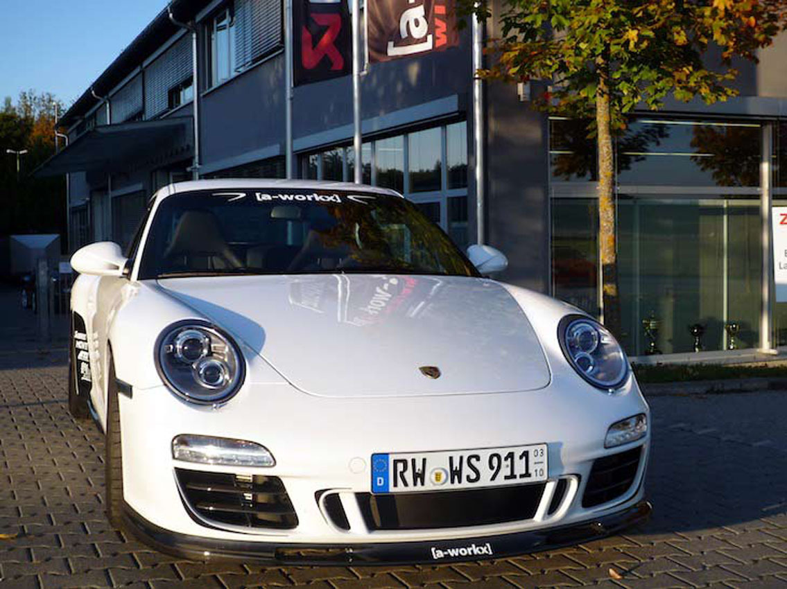 a-workx Porsche Carrera 435s