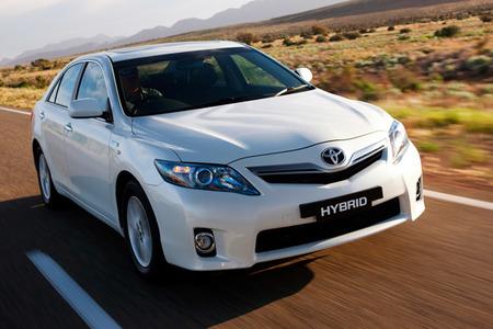 Toyota comienza a fabricar Camrys híbridos en Taiwan