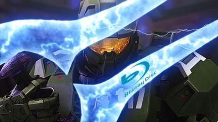 'Halo Legends' llegará en DVD y Blu-ray