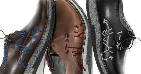 El calzado más extraño de esta primavera-verano 2012