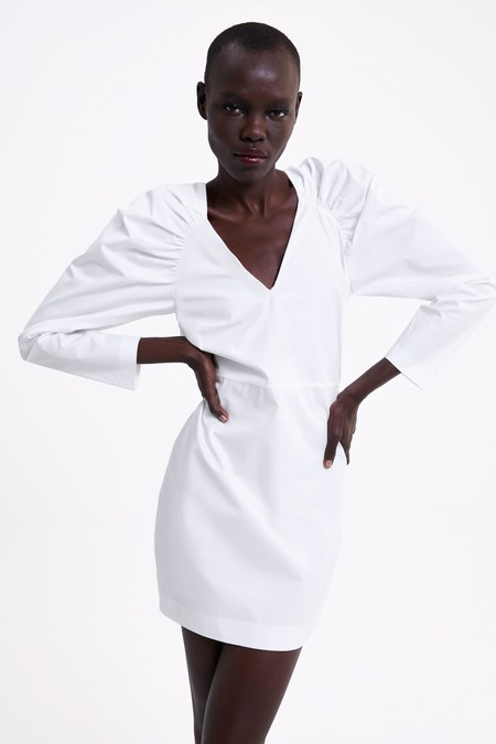 Zara Blanco Verano 2019 11