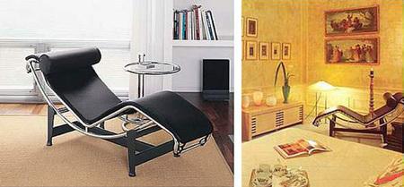 LC4 de Le Corbusier
