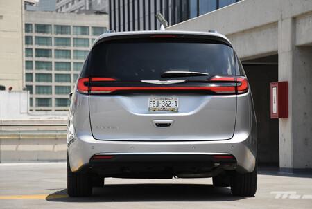 Chrysler Pacifica 2021 Opiniones Prueba Mexico 6