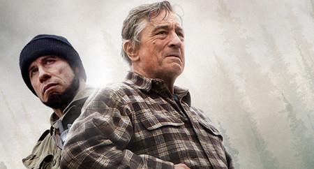 'Caza humana', Robert De Niro frente a John Travolta