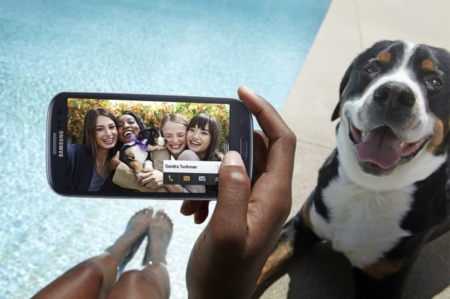 Galaxy S3 aspecto social