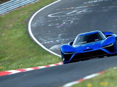 Hay un nuevo rey absoluto de Nurburgring, es eléctrico y su nombre es NIO EP9