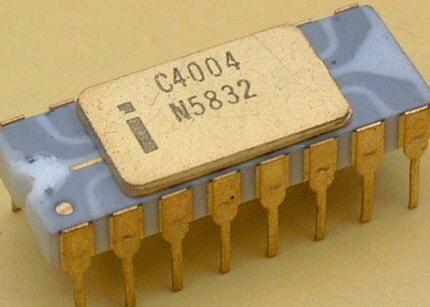 El microprocesador cumple 40 años