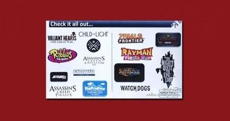 Próximos lanzamientos de Ubisoft