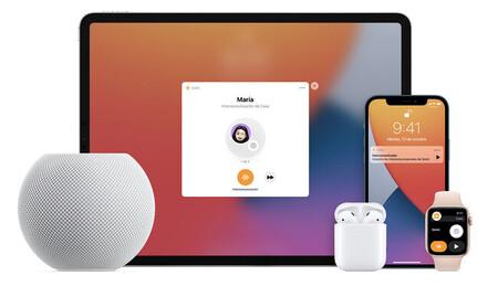 Estas son todas las novedades de iOS 14.1 en el HomePod: Intercomunicador, mejoras en Siri y más