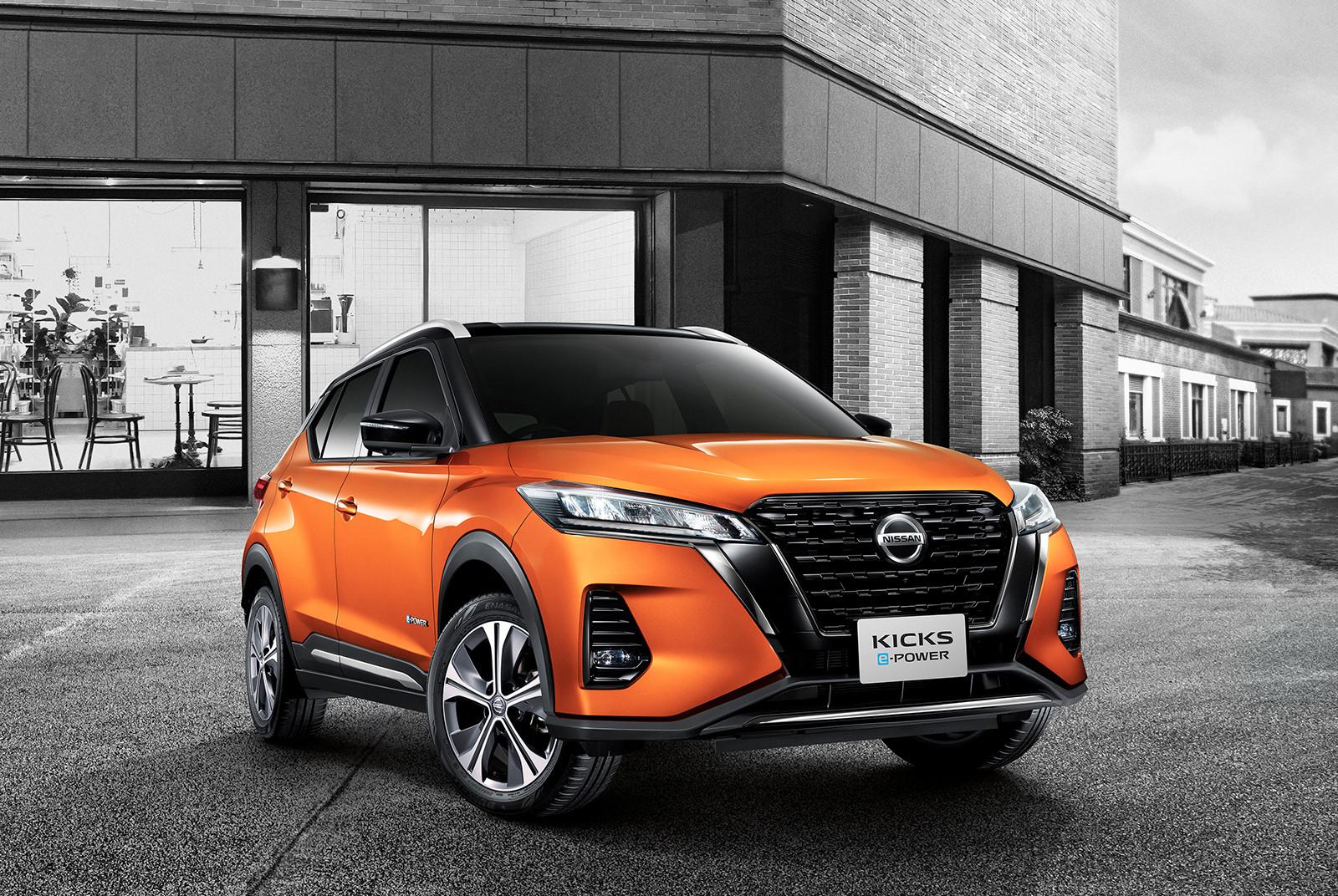 Foto de Nissan Kicks 2021 (facelift) (1/8)