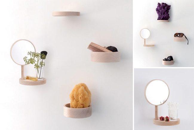 Balcon - accesorios colgantes baño