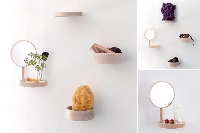 Balcon accesorios colgantes y minimalistas para el ba o - Accesorios para el bano ...