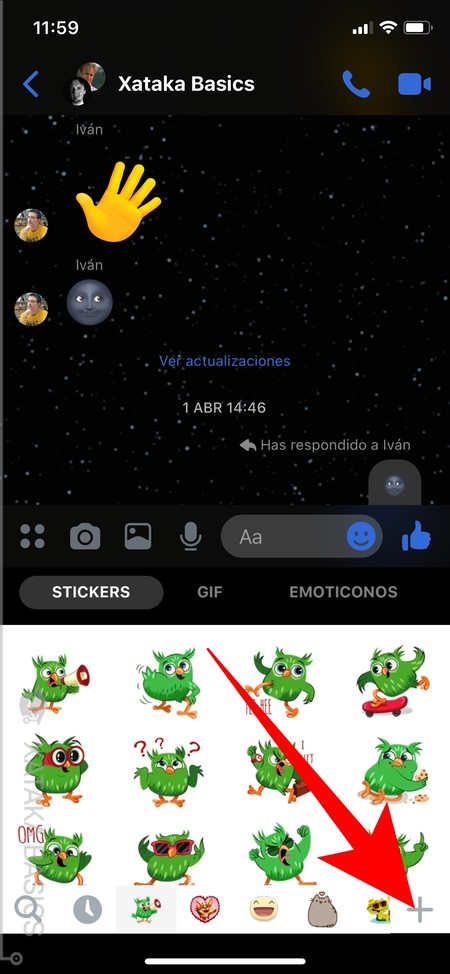Anade Stickers