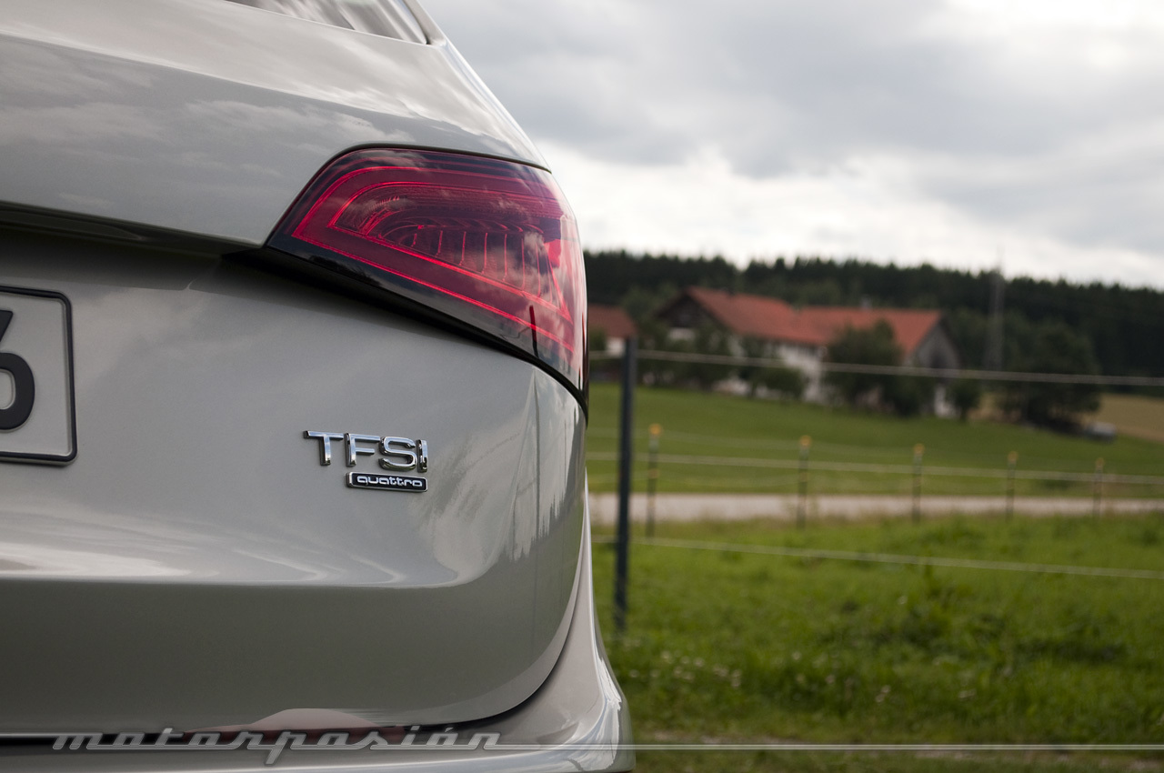 Audi Q5 Y Sq5 Presentaci 243 N Y Prueba En M 250 Nich 29 43