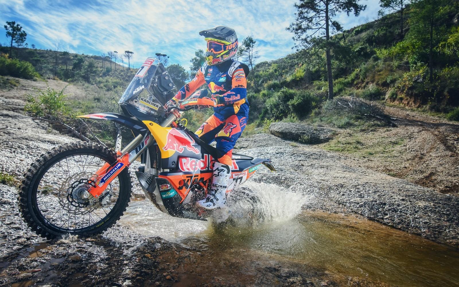 Foto de KTM 450 Rally Dakar 2019 (7/116)