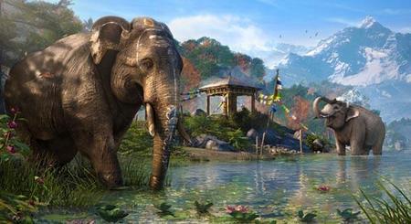 Detrás de escenas de la creación de Kyrat en Far Cry 4