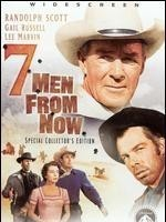 'Seven Men From Now', el inicio del tándem Randolph Scott- Budd Boetticher
