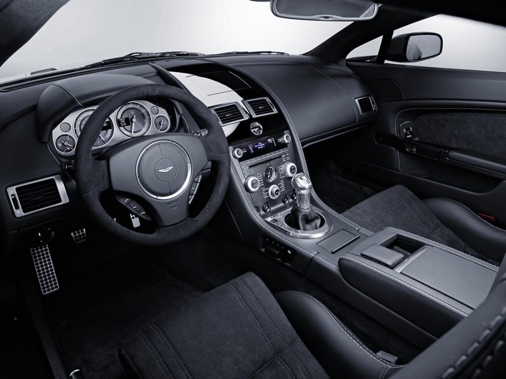 Foto de Aston Martin Vantage V12 (8/8)