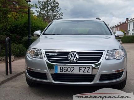 Volkswagen Passat Variant Bluemotion, prueba (parte 2)