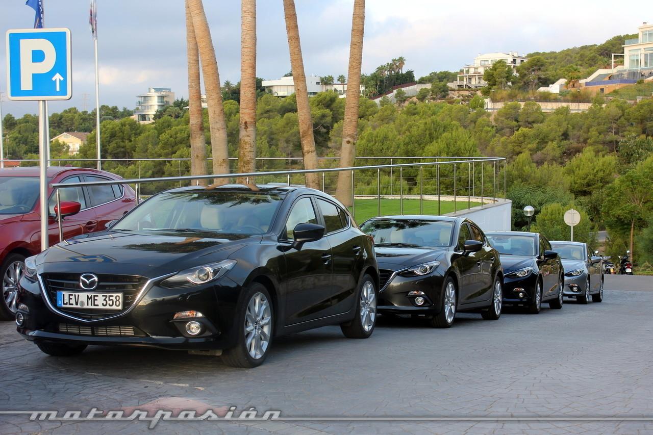 Foto de Mazda3 2013, presentación y prueba (6/61)