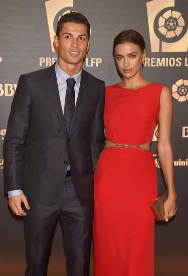 Las peor vestidas de la Gala de los Premios LFP 2014 (Lo sentimos, solo se salva Irina Shayk)