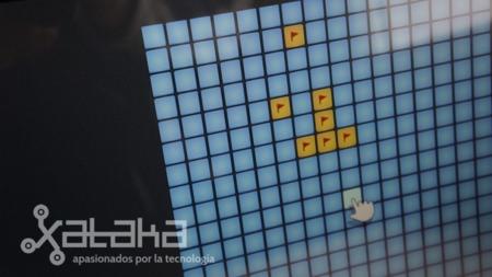 Sony Vaio Tap 20 análisis juego