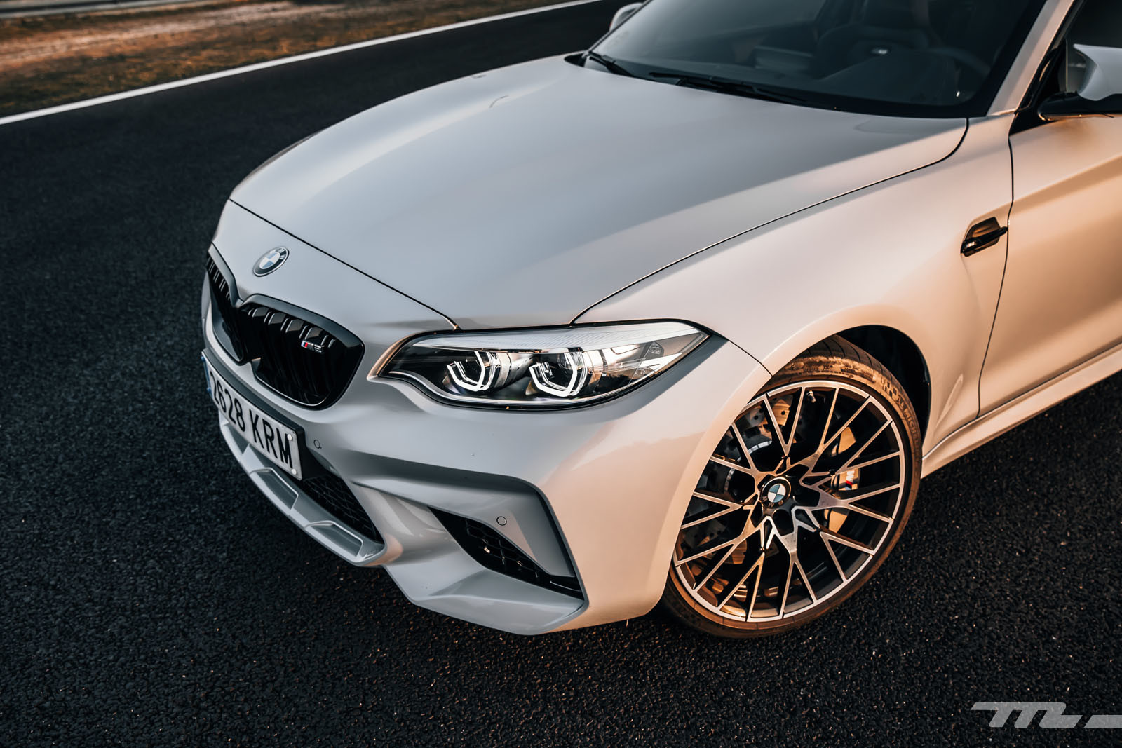 Foto de BMW M2 Competition (prueba) (10/42)