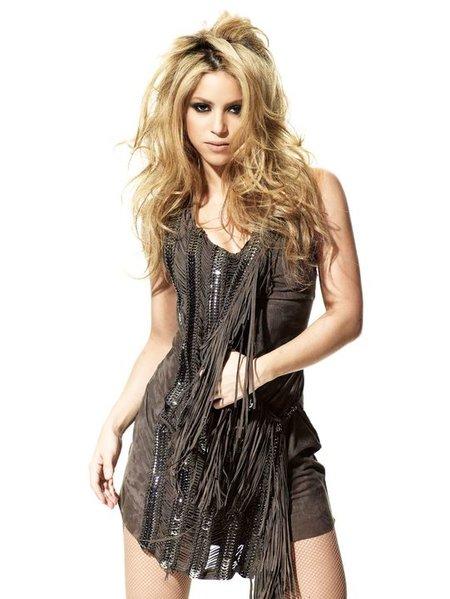 ¿Shakira la cantante más sexy de la historia?... WTF!