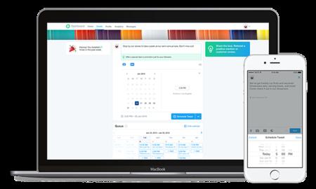 Así es Twitter Dashboard, una aplicación para manejar cuentas de negocios