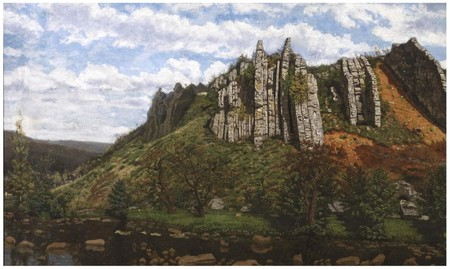 ¿Reconoces este paisaje? Ayuda al Museo del Prado a localizarlo