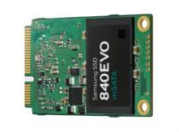Samsung 840 EVO con 1TB en formato mSATA