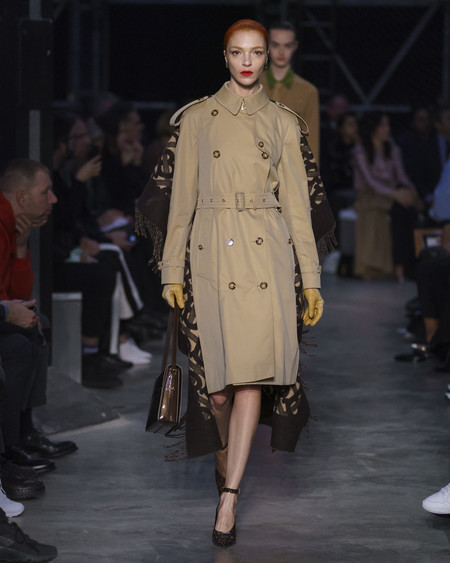Burberry Autumn Winter 2019 Collection Look 51